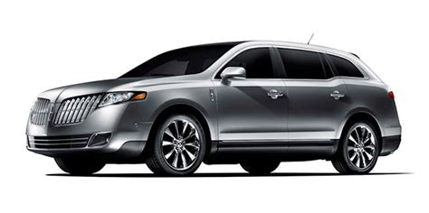 2014 Lincoln Town Car Colors
