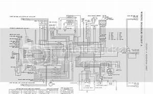 Honda Cb550f Rebuild  Cb550f Wiring Diagram