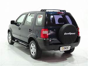 Ford Ecosport 1 6 Xls 8v Flex 4p Manual 2005  2006