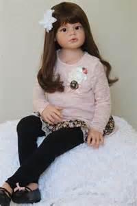 Angelica Child Doll Reborn