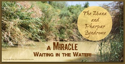 A Miracle Waiting In The Water!