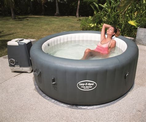 palm springs tub lay z spa palm springs hydrojet tub