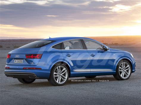 2020 Audi Q8 by Audi Q8 2020 Les Bmw X6 Et Mercedes Gle Coup 233 Sont