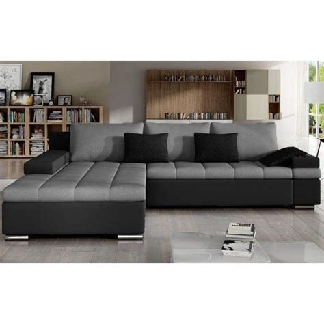 Leather Corner Sofa Bed With Storage - Ronniebrownlifesystems
