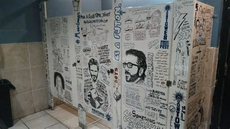 moontower bathroom graffiti pressbox