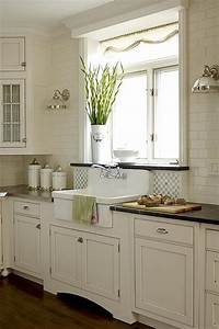 shelly39s vintage blog i39m dreaming of a white kitchen With kitchen colors with white cabinets with parking validation stickers