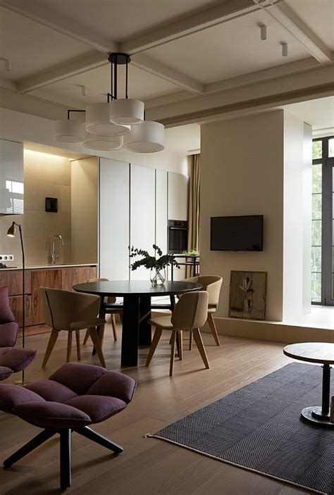 contemporary small apartment design decoholic