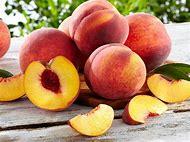 Georgia State Fruit Peach