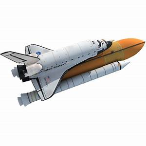 Space Shuttle Discovery transparent PNG - StickPNG
