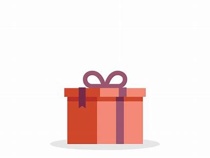 Gift Dribbble Animation Gifs Gifts Package Accounting