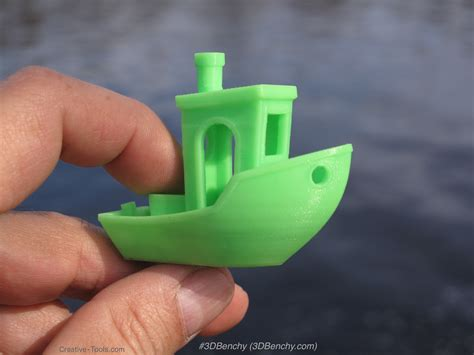test 3d drucker 3dbenchy the jolly 3d printing test by