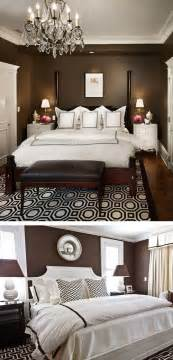 Brown White Bedroom Ideas by 25 Best Brown Bedrooms Ideas On Pinterest