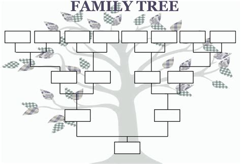 photo family tree template family tree template fotolip com rich image and wallpaper