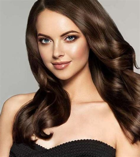 Hair Color Brunettes by 20 Beautiful Hair Color Ideas Blushery
