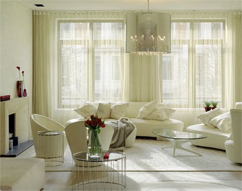 Living Room Curtain Design Ideas  Dream House Experience