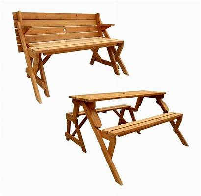 Picnic Bench Table Folding Wood Wooden Tables