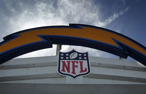 San Diego Chargers Announce They're Moving To Los Angeles