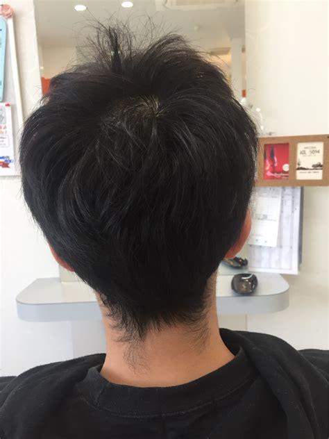 ツー ブロック じゃ ない 髪型
