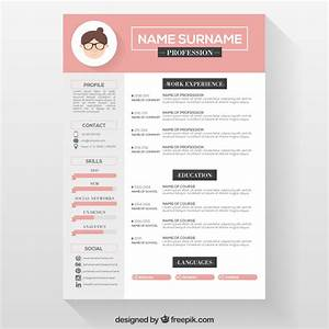creative resume template download free sample resume With free creative resume templates online