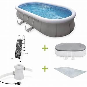Piscine Gonflable Avec Pompe : piscines alice 39 s garden achat vente de piscines alice ~ Dailycaller-alerts.com Idées de Décoration