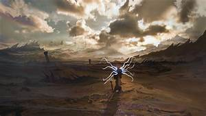Photo Diablo 3 archangel Tyrael Fantasy Games Angels 1920x1080