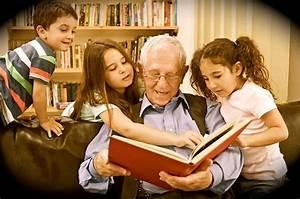 Slow Reading Family Style