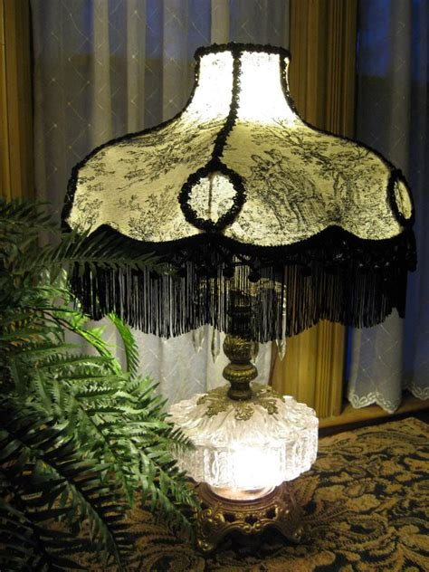 ohw view topic recovering vintage lamp shade