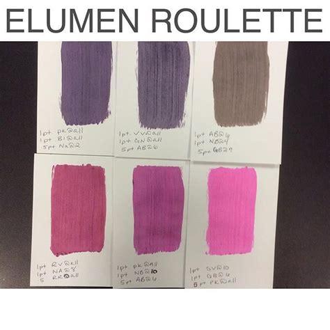 elumen color chart 25 best ideas about elumen hair color on