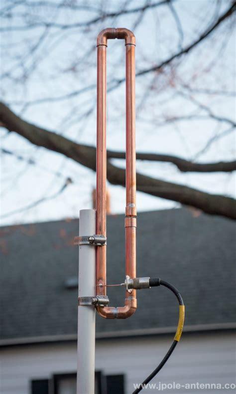 222 mhz radio antenna kb9vbr j pole antennas