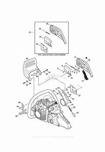 32 Echo Chainsaw Parts Diagram
