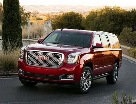 2020 Gmc Yukon Photos by 2020 Gmc Yukon Review Specs Release Date Changes And Photos