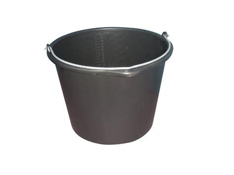 baueimer 20 liter baueimer m 246 rteleimer 20 liter schwarz kabou bauwerkzeuge