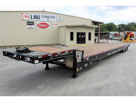 2018 landoll 440a lowboy trailer lmi tennessee llc waverly tn usa for sale lease rock