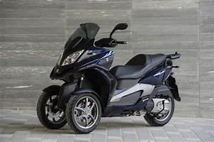 Bmw 3 Roues : essai du scooter trois roues quadro 3d 350s photo 11 l 39 argus ~ Melissatoandfro.com Idées de Décoration