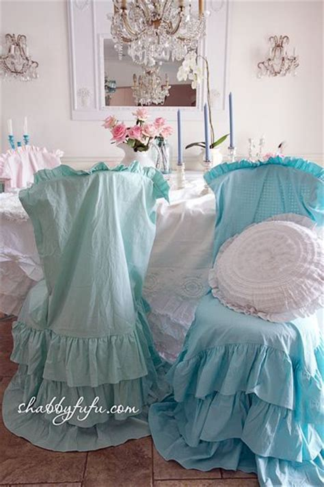 shabbyfufu chair covers 102 best images about shabby chic sofa slipcovers on chair slipcovers ottoman