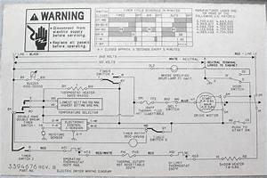 Whirlpool Electric Dryer Wiring Diagram  U2013 Vivresaville Com