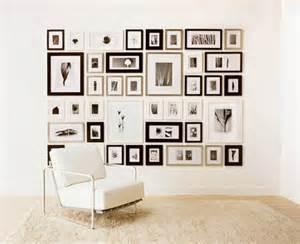 nilessa interiors creative ways to display photography - Fotowand Gestalten