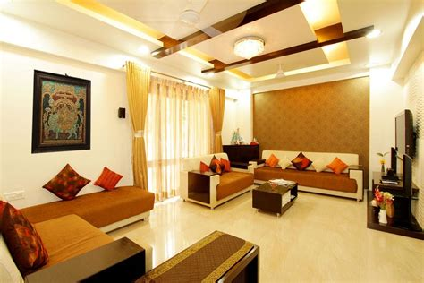 Modern Indian Living Room Interior Design  Site About