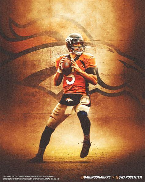 Joe Flacco, Denver Broncos | Denver broncos, Denver ...