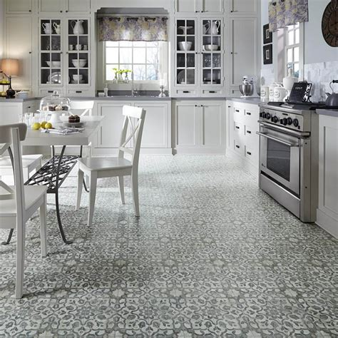 Here are some of our top flooring choices for your perfect kitchen: Flooring for a 1970s kitchen or living area: Moroccan-style Filigree luxury vinyl flooring from ...