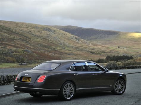 Bentley Mulsanne Picture by Bentley Mulsanne 2013 Picture 11 Of 22