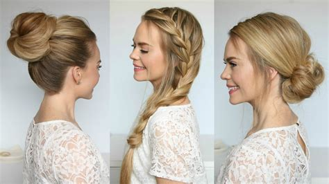 How To Clip In Extensions For Different Hairstyles