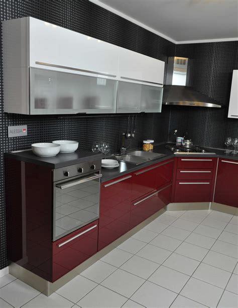 Cucina Lube Modello Alessia Completa Di Elettrodomestici E
