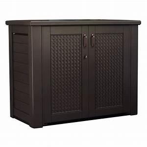 Armoire De Terrasse : armoire de rangement chic de rubbermaid terrasse pinterest armoire de rangement ~ Farleysfitness.com Idées de Décoration