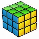 Cube Rubik Transparent Solved Puzzle Solvetube Icon