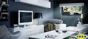 Deco Salon Ikea : pub ikea livraison de meubles ~ Teatrodelosmanantiales.com Idées de Décoration