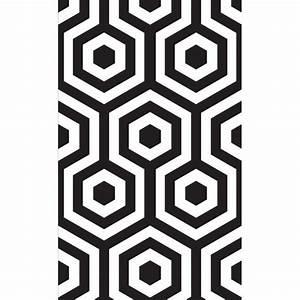 Papier Peint Rayé Noir Et Blanc : papier peint foret noir et blanc maison design ~ Dailycaller-alerts.com Idées de Décoration