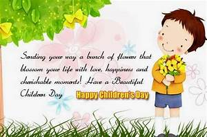 Happy Children's Day Quotes, Wishes, Messages & Pictures ...