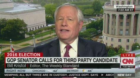 Bill Kristol: Sen. Ben Sasse Could Win Presidential