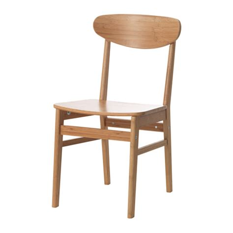 finede chair bamboo 77 cm ikea